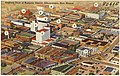 Airplane view of Business District, Albuquerque, New Mexico 2.jpg