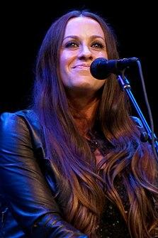 Alanis Morissette Canadian-American singer-songwriter