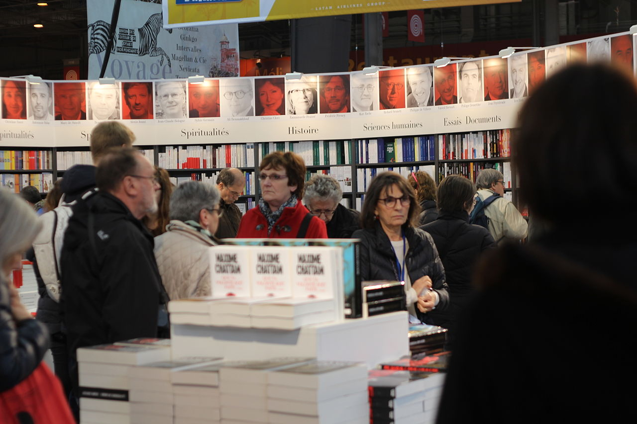 File albin michel salon du livre de paris for Salon des ce paris 2015