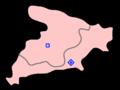 Alborz Province Constituencies.png