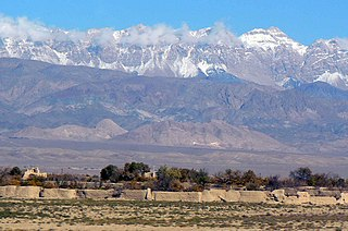 County in Semnan Province, Iran