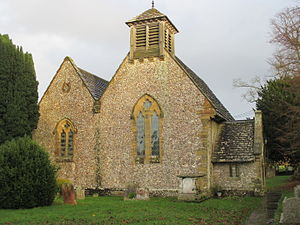 Albourne - Image: Albourne parish church