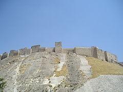 قلعة حلب 240px-AleppoCitadelV
