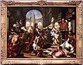 Alessandro magnasco, teodosio scacciato dalla chiesa da sant'ambrogio, 1700-10 ca. 01.jpg