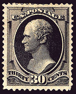 Alexander Hamilton (Ceracchi) - Image: Alexander Hamilton 2 30c