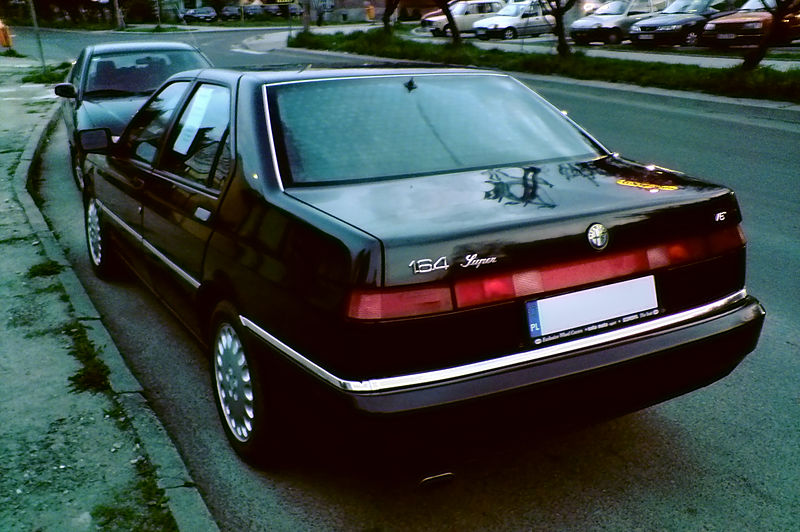File:Alfa 164 rear jaslo.jpg - Wikipedia, the free encyclopedia
