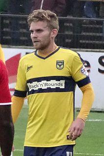 Alfie Potter English footballer