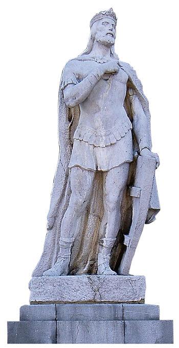 Alfonso II por V%C3%ADctor Hevia 1-ret