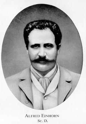 Alfred Einhorn - Alfred Einhorn