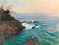 Alfred Zoff - A view of the Nervi coast.jpg