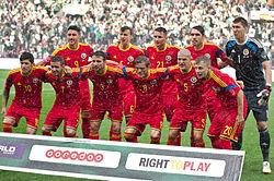 Algérie-Roumanie - 20140604 - Equipe de Roumanie.jpg