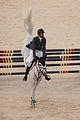 Ali Bin Khalid Al Thani & Cantaro 32 - 2013 Longines Global Champions Tour.jpg