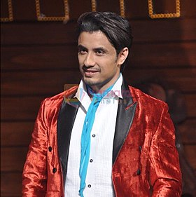 Ali Zafar at the launch of 'Nakhriley' song from Kill Dil.jpg