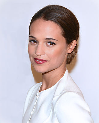 Alicia Vikander - Vikander in 2013