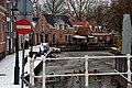 Alkmaar - Ritsevoort - View NW on Lindegracht in Winter.jpg