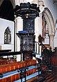 All Saints, Newchurch - Pulpit - geograph.org.uk - 1155178.jpg