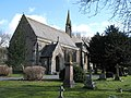 All Saints Church, Eastgate - geograph.org.uk - 728410.jpg