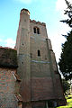 All Saints Theydon Garnon tower from north (Canon 6D).jpg
