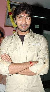 Allari Naresh Indian actor
