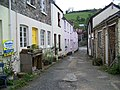 Alley, Buckfastleigh - geograph.org.uk - 1361863.jpg