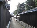 Alley in Gokashokondo-cho 1.JPG