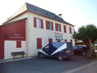 Alos-Sibas-Abense - Image: Alos (Alos Sibas Abense, Pyr Atl, Fr) Mairie