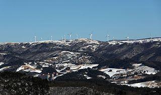 Pyeongchang County County in Gangwon-do, South Korea