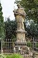 Alsóbogát, Nepomuki Szent János-szobor 2020 01.jpg