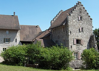 Brugg - Altenburg Castle
