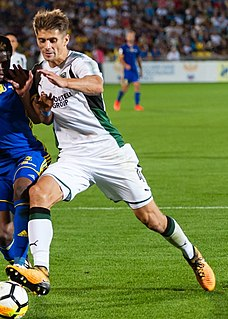 Alyaksandr Martynovich Belarusian footballer