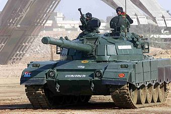 Pakistan Army Armoured Corps - Wikipedia