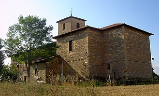 Amárita - The San Pedro Church in Amárita.