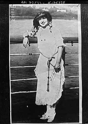 Amelita Galli-Curci - Amelita Galli-Curci (1922)