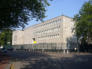 Embassy of the United States, The Hague
