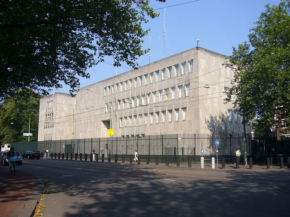 Amerikaanse ambassade in Den Haag