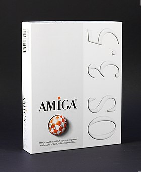Image illustrative de l'article AmigaOS