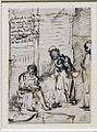 Amsterdam - Rijksmuseum - Late Rembrandt Exposition 2015 - The Blind Belisarius receiving Alms c. 1656-60 A.jpg