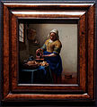 Amsterdam - Rijksmuseum 1885 - The Gallery of Honour (1st Floor) - The Milkmaid 1657-58 by Johannes Vermeer.jpg