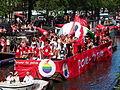 Amsterdam Gay Pride 2013 boat no17 Vodafone pic4.JPG