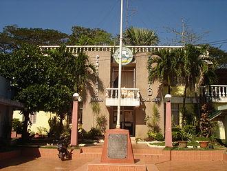 Pasacao, Camarines Sur - Pasacao town hall