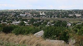 Ananyiv City in Odessa Oblast, Ukraine