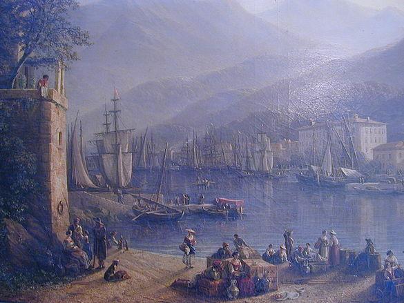 Ancien port de Nice (FR-06000) de Isidore Dagnan.jpg