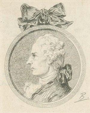 André-Robert Andréa de Nerciat - Andréa de Nerciat by Félix Bracquemond