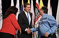 Andrew Scheer with Perry Bellegarde - 2018 (40041720490).jpg