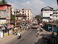 Andul Road & Danesh Sheikh Lane Junction - Howrah 050069.JPG