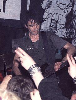 N. A. Palmer British musician and artist