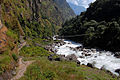 Annapurna Circuit Trek, Marsyandi River, trekking Nepal3.jpg
