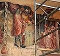 Anonimo bolognese, storie di giuseppe ebreo, 1330-75 ca., 04 i fratelli di giuseppe mostrano la sua veste insanguinata al padre.jpg