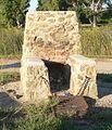 Antelope Lake Park (Graham Co, KS) N fireplace 2.JPG