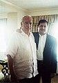 Anthonny Quinn e o produtor de cinema Rubens Gennaro .jpg